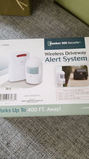 New Wireless Driveway System for Sale in Mauldin, SC