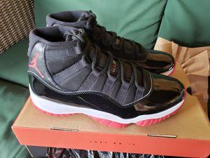Jordan 11 breds Ds sz 10.5 for Sale in West Mifflin, PA