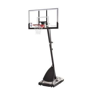 """SPALDING NBA 54"""" BASKETBALL HOOP WITH POLYCARBONATE BACKBOARD for Sale in Redford Charter Township, MI"""