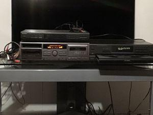 DJ and him audio equipment for sale (READ DESCRIPTION) for Sale in Walnut, CA
