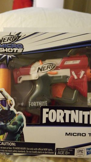 Fortnite Nerf Gun for Sale in West Haven, CT