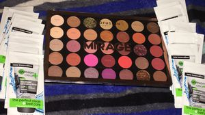Profusion Mirage Palette with 20 face masks for Sale in Chicago, IL