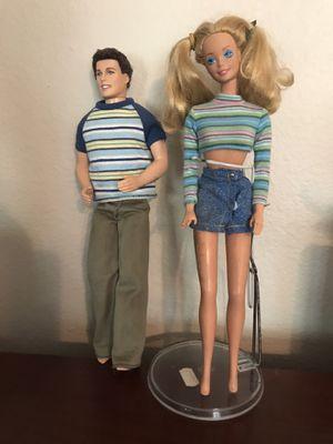 Vintage 1966 Barbie & 1968 Ken for Sale in Menifee, CA