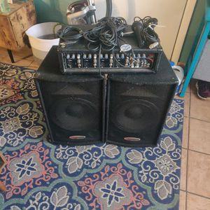 Harbinger Ha120 Pa System for Sale in Albuquerque, NM
