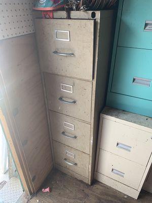 Filing cabinet for Sale in Fort Pierce, FL
