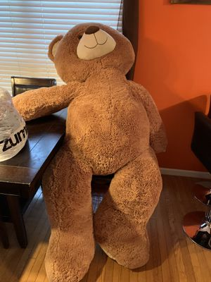 6 foot teddy bear for Sale in St. Louis, MO