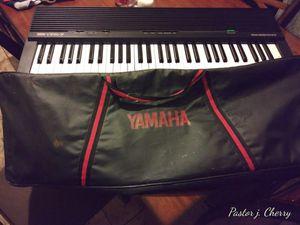 YAMAHA KEYBOARD for Sale in Bakersfield, CA