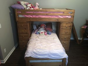 Twin Wood Bunk Beds for Sale in Ladson, SC