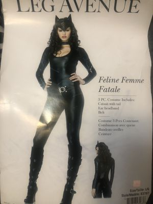 Cat Women Halloween costume for Sale in South Salt Lake, UT