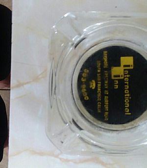 Antique international inn ashtray for Sale in Hilo, HI