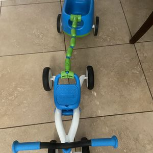 Ride On Quad And Trailer Combo for Sale in Largo, FL