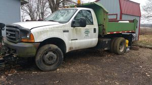 2001 Ford F450 dump 7.3l Diesel for Sale in Pataskala, OH