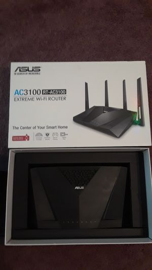 ASUS RT-AC 3100 WIFI GAMING ROUTER. for Sale in Henderson, NV