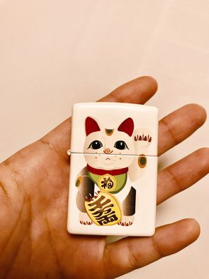 Lucky Cat Zippo for Sale in San Diego, CA