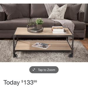 Coffee Table & End Table for Sale in Brooklyn, NY