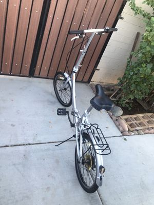 Folding bike for Sale in Phoenix, AZ