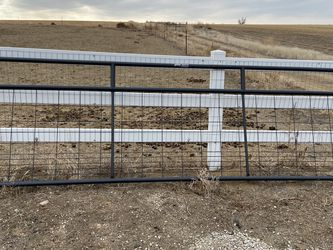 14' Metal Gate for Sale in Longmont,  CO