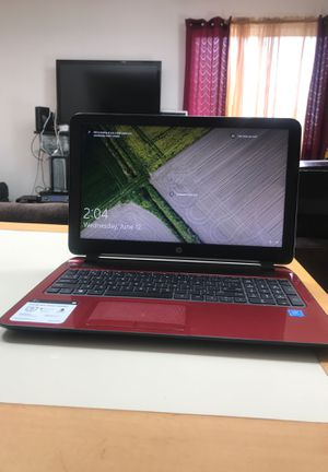 HP 15 NOTEBOOK BARELY USE $200 obo for Sale in Bellmawr, NJ