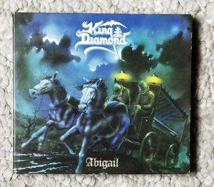 King Diamond - Abigail CD and DVD (Bonus Tracks) 25th Anniversary for Sale in Houston, TX