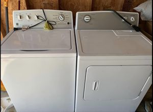 Kenmore washer and dryer set for Sale in Atlanta, GA