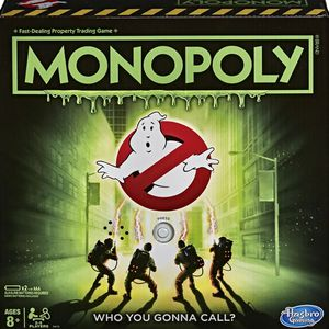 Monopoly Game: Ghostbusters Edition; Board Game for Ages 8+ for Sale in Hueytown, AL