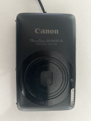 Canon PowerShot SD1400 IS for Sale in Needham, MA
