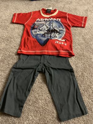 Toddler boy 2pcs for Sale in Baxter, MN