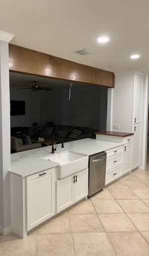 New And Used Kitchen Cabinets For Sale In Houston Tx Offerup