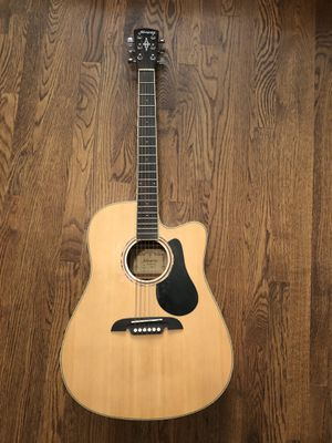 Alvarez acoustic/electric with tuner! for Sale in Nashville, TN