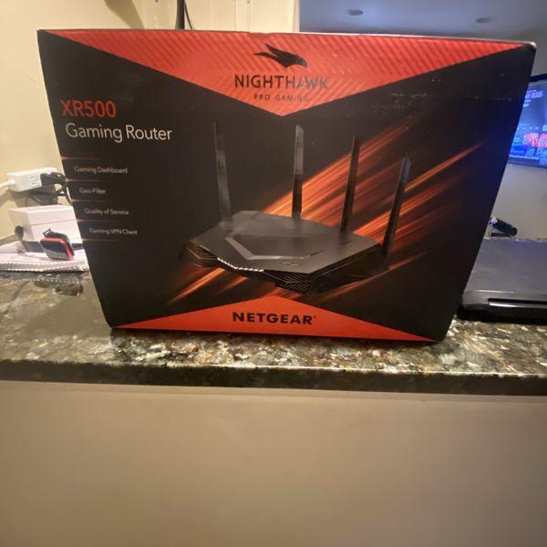 NetGear Nighthawk Pro Gaming Xr500 Router
