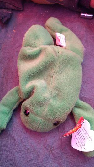 Legs rare beanie baby for Sale in Long Beach, CA