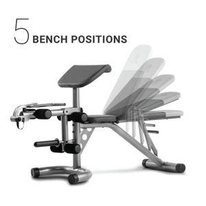 Weider XRS Weight Bench & Preacher Pad for Sale in Orlando, FL