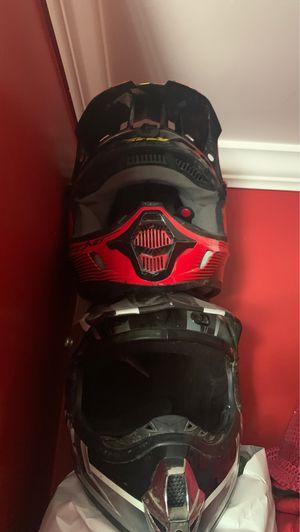 Dirt bike helmet for Sale in Rockville, MD