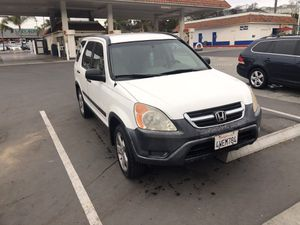 2002 Honda CRV for Sale in Encinitas, CA