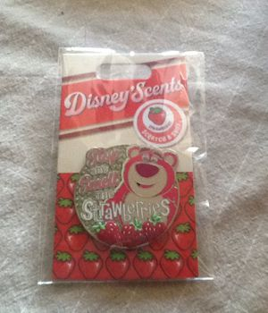Disney LE 2000 scented Lotso Pin for Sale in Anaheim, CA