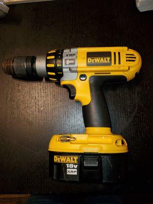 Dewalt hammer drill for Sale in Houston, TX