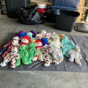 Beanie Babies for Sale in Zephyrhills, FL