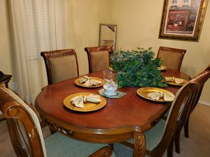 Formal Dining set for 6 people for Sale in Fort Worth, TX