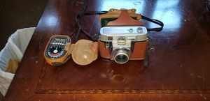 Vintage camera and exposure meter for Sale in Mansfield, CT