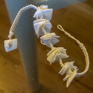White shell bracelet for Sale in Fresno, CA
