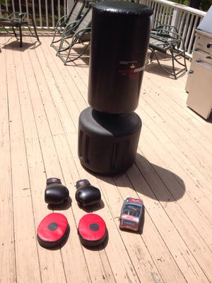 Punching bag for Sale in Tappan, NY