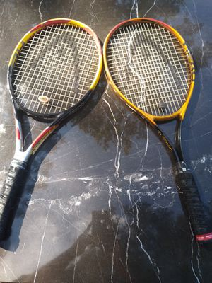 Head Ti.Sonic & To.Eclipse tennis rackets for Sale in Pinellas Park, FL