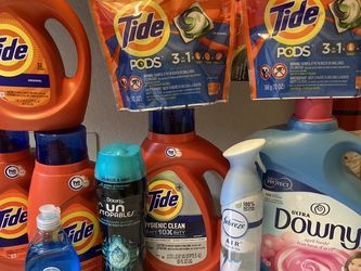 TIDE LAUNDRY BUNDLE for Sale in Salinas,  CA