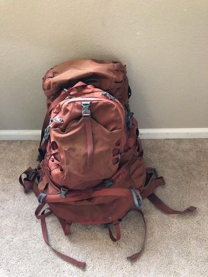 Hikers backpack for Sale in Clovis, CA