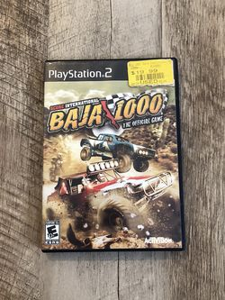 Baja 1000 For PlayStation 2 for Sale in Pompano Beach,  FL