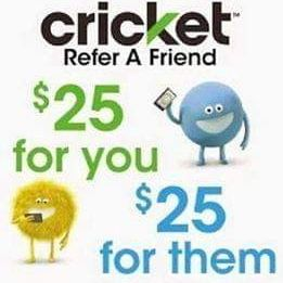 Refer A Friend To Cricket for Sale in Searcy, AR