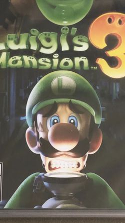 Luigi's Mansion 3 - Nintendo Switch for Sale in Lynwood,  CA