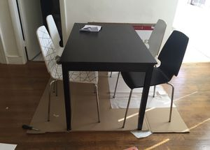 Dining table & chairs for Sale in Boston, MA