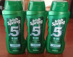 Irish Spring $3 for Sale in San Jose, CA