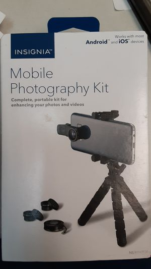 Mobile photography kit. for Sale in Jessup, MD